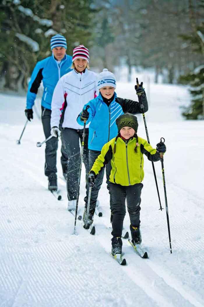 Прокат классических беговых лыж