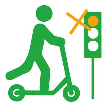 правила дорожного движения для электросамокатов