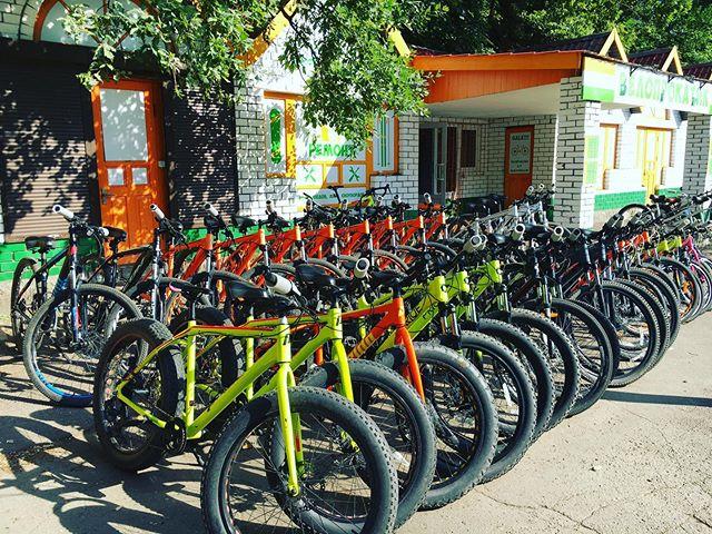 Велопрокат Харьков