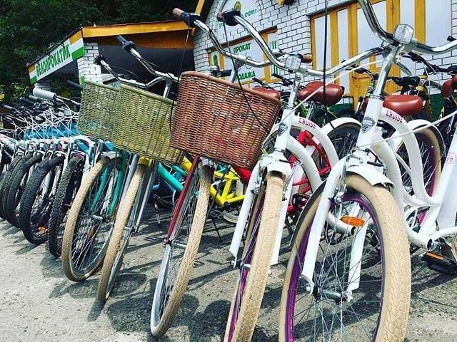 Аренда велосипедов Харьков